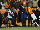 NFL Playoffs 2013: Ravens vs Broncos - Jacoby Jones and Rahim Moore