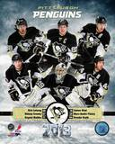 Pittsburgh Penguins 2012-13 Team Composite