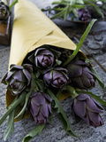 Artichokes in a Bag, Italy, Europe