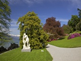 Buy Gardens of Villa Melzi, Bellagio, Lake Como, Lombardy, Italian Lakes, Italy, Europe at AllPosters.com