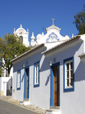 San Lourenco Church, Almancil, Algarve, Portugal, Europe