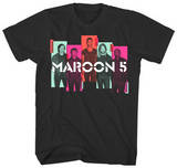 Maroon 5 - Photo Blocks