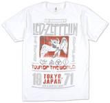 Led Zeppelin - Tokyo 71 Poster Art