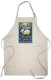 Key West, Florida - Key Lime Pie Apron