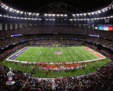 The Mercedes-Benz Superdome Super Bowl XLVII