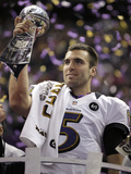 Super Bowl XLVII: Ravens vs 49ers - Joe Flacco