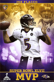 Joe Flacco Baltimore Ravens Super Bowl XLVII MVP