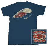 Led Zeppelin - Legend Shirts from Concert Tee Company