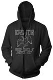 Buy Zip Hoodie: Led Zeppelin - US 1977 at AllPosters.com