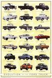 Ford Truck Evolution