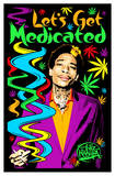 Buy Wiz Khalifa - Let's Get Medicated at AllPosters.com