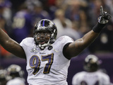 Super Bowl XLVII: Ravens vs 49ers - Arthur Jones