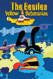 The Beatles - Yellow Submarine Blue Meanie