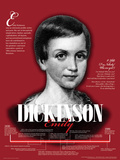 Emily Dickinson - Educational Poster