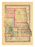 1870, Colorado, Kansas, Montana, Nebraska, North Dakota, South Dakota, Wyoming