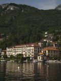 Buy Hotel at the Lakeside, Grand Hotel Menaggio, Menaggio, Lake Como, Lakes Region, Lombardy, Italy at AllPosters.com