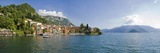 Buy Town at the Lakeside, Lake Como, Como, Lombardy, Italy at AllPosters.com