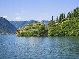Buy Villa at the Waterfront, Villa Del Balbianello, Lake Como, Lombardy, Italy at AllPosters.com