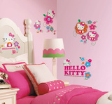 Hello Kitty - Floral Boutique Peel & Stick Wall Decals