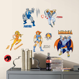 Thundercats Peel & Stick Wall Decals