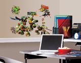 Teenage Mutant Ninja Turtles Peel & Stick Wall Decals