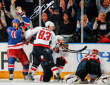 Brad Richards Game Tying Goal vs Washington Capitals Signed