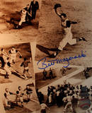 Bill Mazeroski Signed Collage Autographed Photo (Hand Signed Collectable)