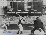 Bob Feller Autographed Photo (Hand Signed Collectable)