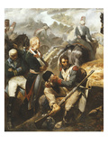Defeated Austrian and Russian Soldiers, from the Battle of Zurich, 25th September 1799
