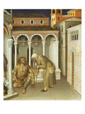 Beggars, the Presentation at the Temple, 1423, Detail Giclee Print