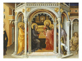 The Presentation at the Temple, 1423 Giclee Print