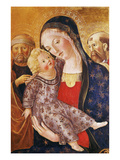 Madonna, Child and Saints