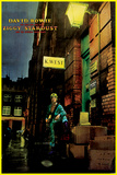 David Bowie - Ziggy Stardust Music Poster