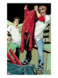 Daredevil: Reborn No.4: Matt Murdock, Froggy Nelson