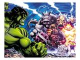 Hulk No.30: Hulk Fighting