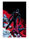 Daredevil No.511 Cover: Daredevil and Spider-Man Standing