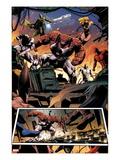New Avengers No.23: Thing, Spider-Man, Ms. Marvel, Iron Fist, Daredevil, Mockingbird, & Dr. Strange
