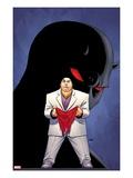 Daredevil No.510 Cover: Kingpin Standing