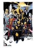X-Men: Curse of The Mutants - Storm & Gambit #1: Wolverine, Colossus, Magik, Psylocke, Northstar