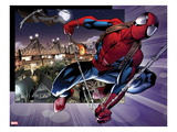 Ultimate Spider-Man No.157: Spider-Man Swinging