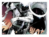 Moon Knight No.1: Moon Knight Running