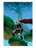 Astonishing Thor No.1 Cover: Thor Standing