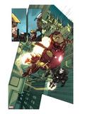 Iron Man 2.0 No.1: Iron Man and War Machine