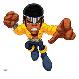 Marvel Super Hero Squad: Luke Cage Jumping