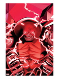 Uncanny X-Men No.542: Juggernaut Transforming