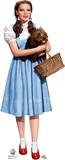 Dorothy Holding Toto - Wizard of Oz 75th Anniversary Lifesize Standup Cardboard Cutouts