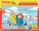 Paddington Takes Flight - 24 Piece Floor Puzzle 24 piece Floor Puzzle