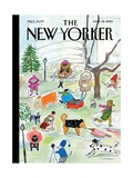 The New Yorker Cover - March 18, 2013