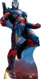 Iron Patriot - Iron Man 3 Marvel Lifesize Standup Stand Up