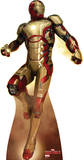 Iron Man 3 Flying - Marvel Lifesize Standup Poster